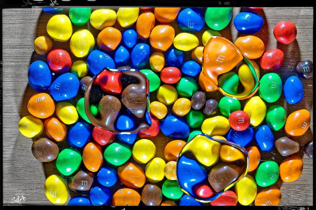 Der andere Blick. Der etwas andere Blick auf die kleinen Dinge, Der Hunger auf Süßes fotografiert von Danny Koerber für Sehnsucht der Augen.