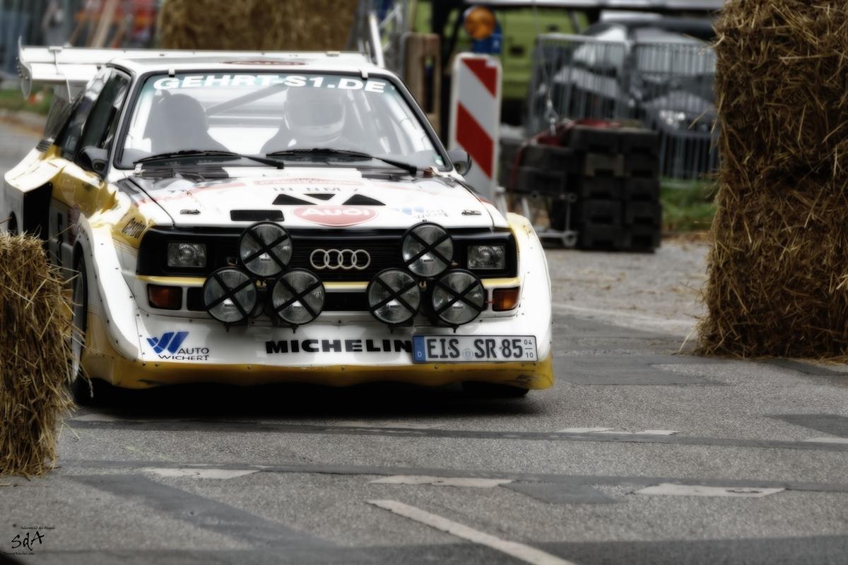 Audi-Rallye-quattro-S1_1984, Autorennen fotografiert von Danny Koerber für Sehnsucht der Augen.