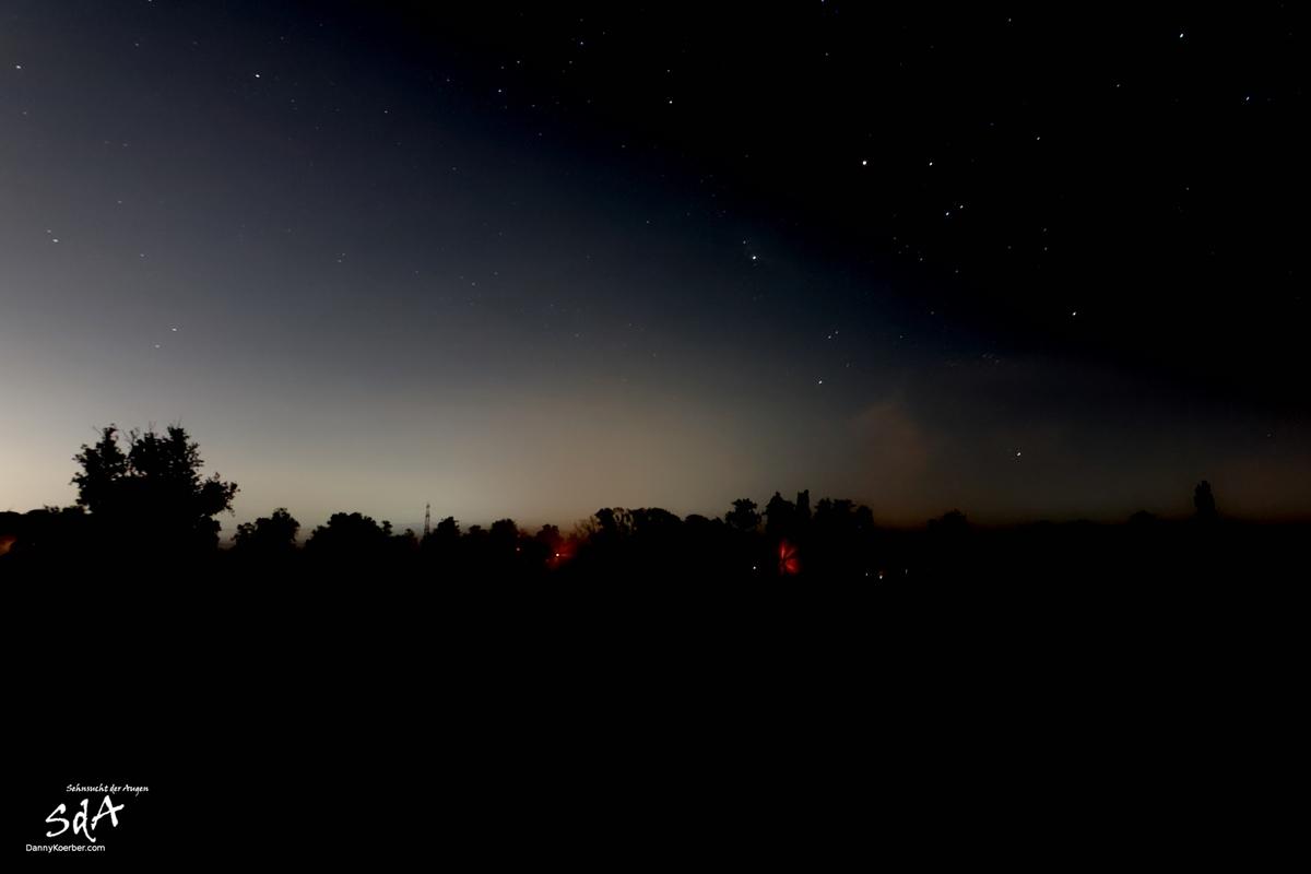 Grenzen zwischen Dunkelheit und Licht sind die selben, Die Grenze zur Dunkelheit, fotografiert von Danny Koerber für Sehnsucht der Augen