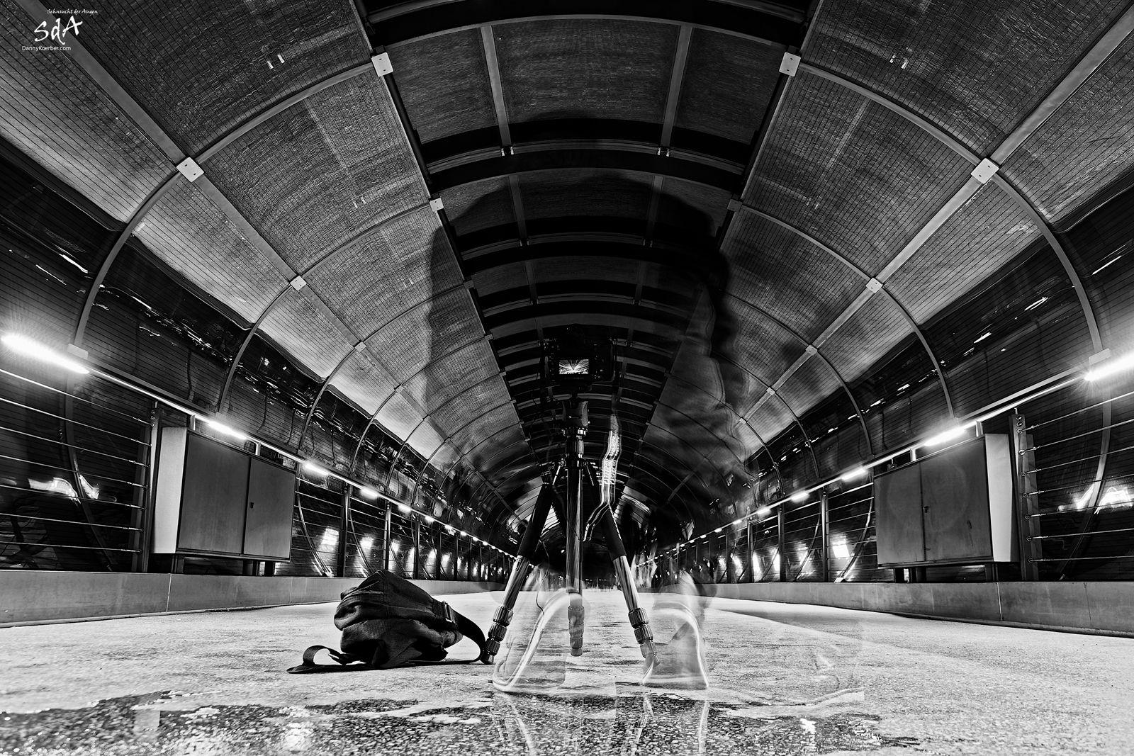 Dirk auf der , fotografiert von Danny Koerber für Architektur von Sehnsucht der Augen.