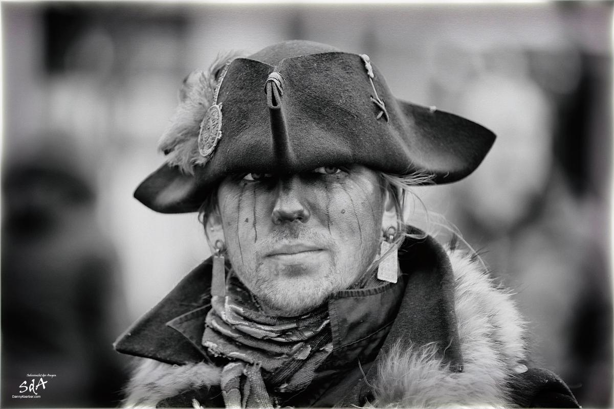 Maskenzauber in Hamburg von Danny Koerber.