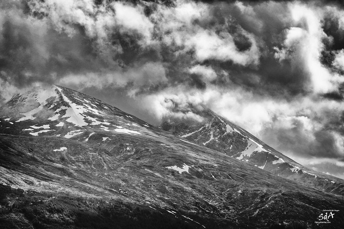 Càrn Eige in Schottland, fotografiert von Danny Koerber für Sehnsucht der Augen.