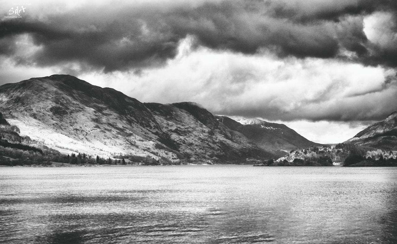 Loch Leven bei Glencoe, fotografiert von Danny Koerber für Sehnsucht der Augen.