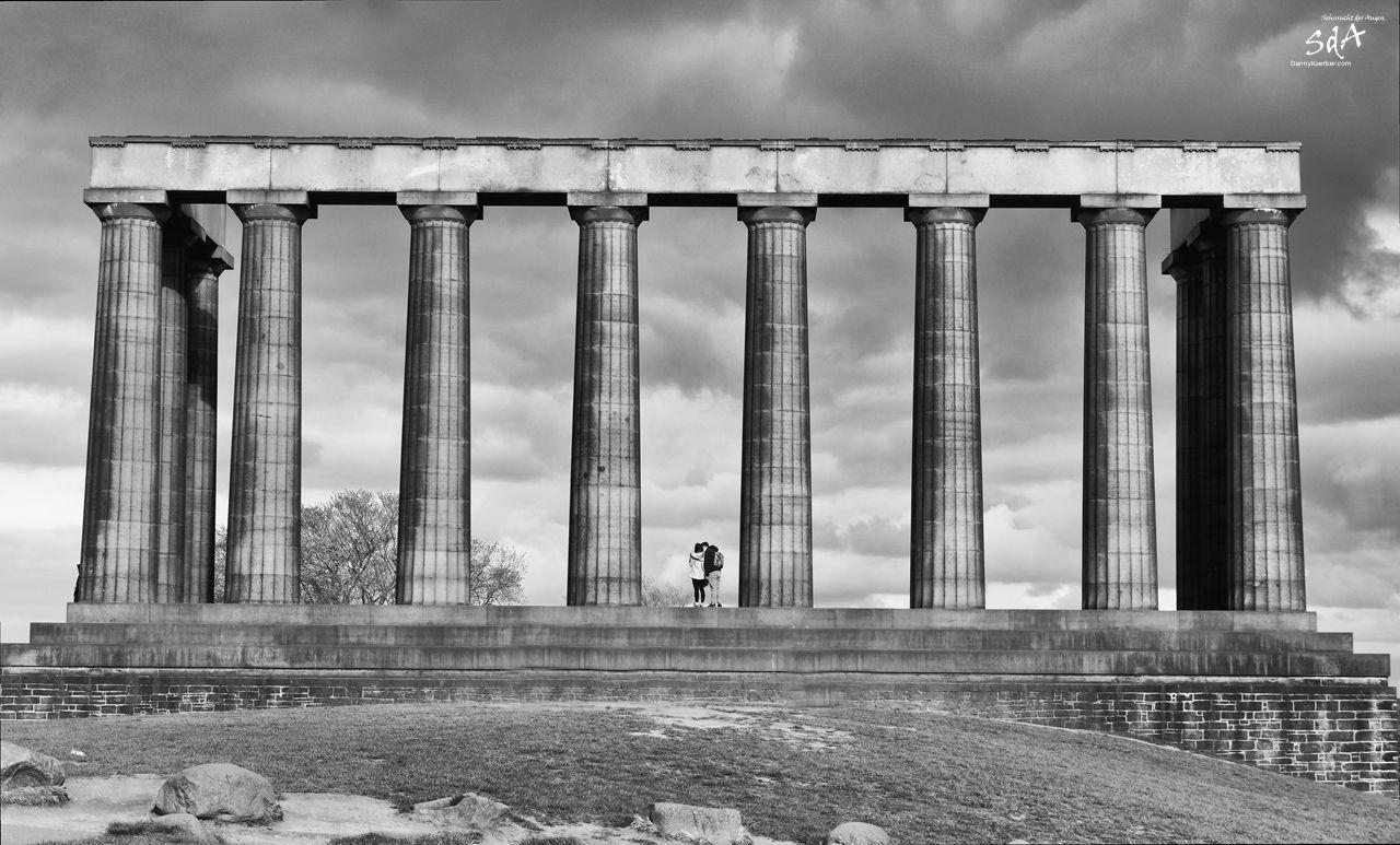 National Monument of Scotland, fotografiert von Danny Koerber für Sehnsucht der Augen.