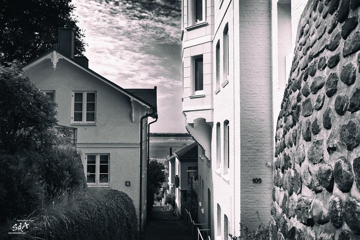 Hamburger-Treppenviertel-Grube, Architektur fotografiert von Danny Koerber für Sehnsucht der Augen.