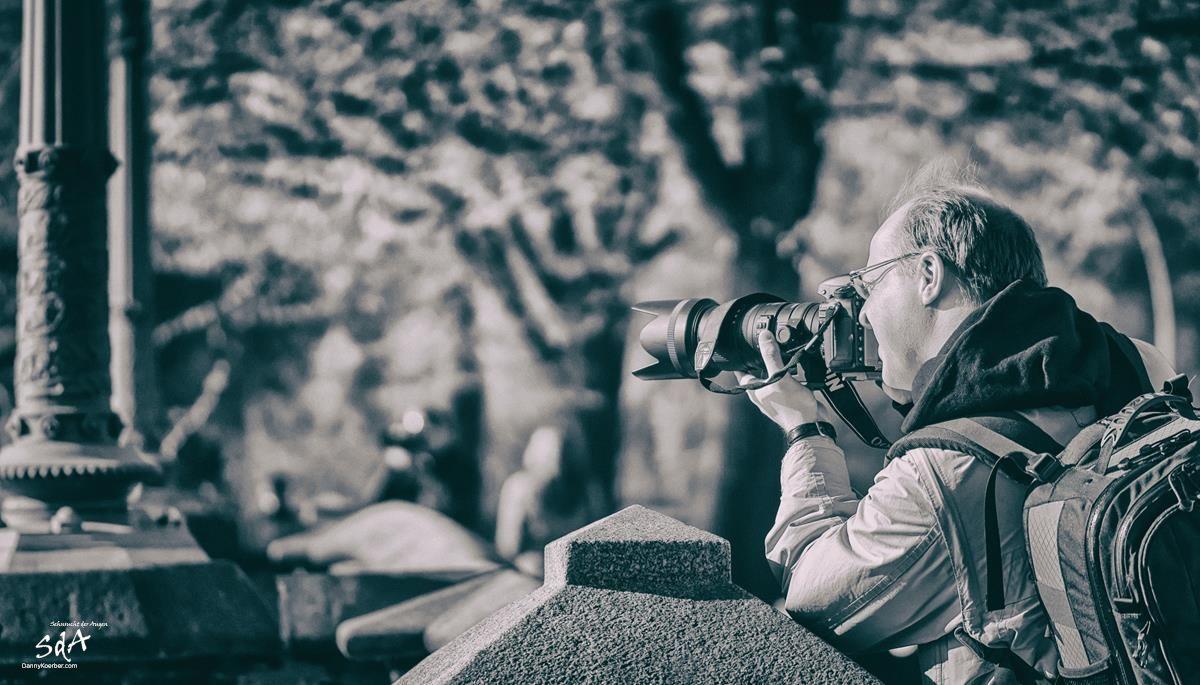 Fotograf in Hamburg, Portrait fotografiert von Danny Koerber für Sehnsucht der Augen.